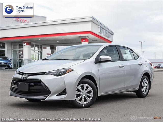 2019 Toyota Corolla CE (Stk: 57318) in Ottawa - Image 1 of 24