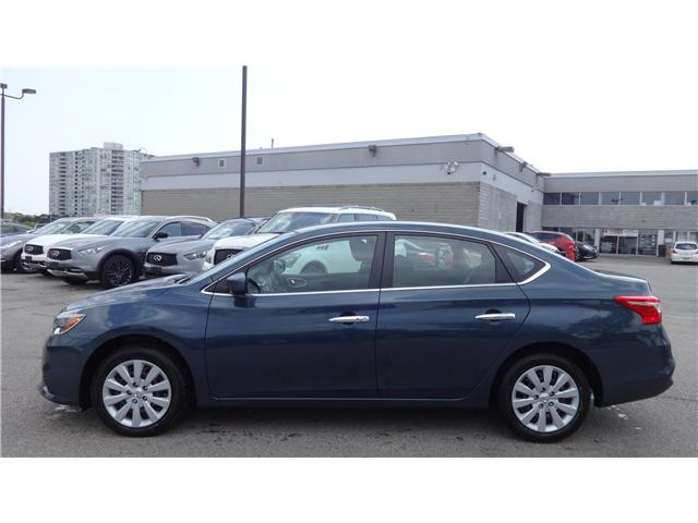 2018 Nissan Sentra 1.8 SV (Stk: U12249) in Scarborough - Image 2 of 20