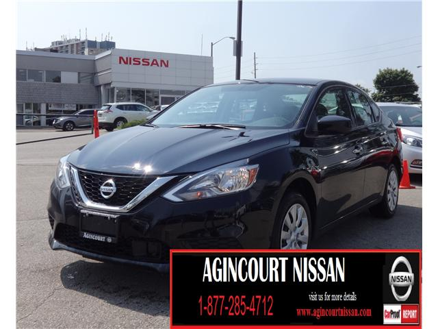 2018 Nissan Sentra 1.8 SV (Stk: U12250) in Scarborough - Image 1 of 19