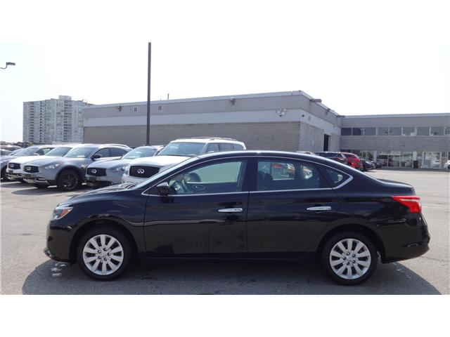 2018 Nissan Sentra 1.8 SV (Stk: U12250) in Scarborough - Image 2 of 19