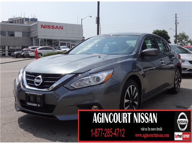 2018 Nissan Altima 2.5 SV (Stk: U12200) in Scarborough - Image 1 of 21