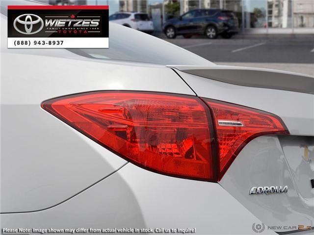 2019 Toyota Corolla SE (Stk: 66913) in Vaughan - Image 11 of 25