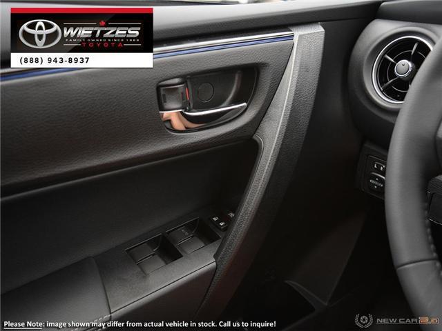 2019 Toyota Corolla SE (Stk: 66913) in Vaughan - Image 16 of 25