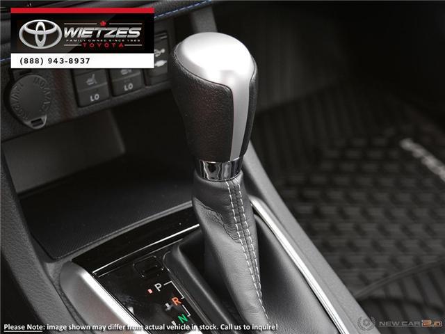 2019 Toyota Corolla SE (Stk: 66913) in Vaughan - Image 17 of 25