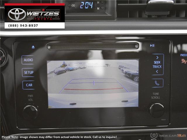 2019 Toyota Corolla SE (Stk: 66913) in Vaughan - Image 18 of 25