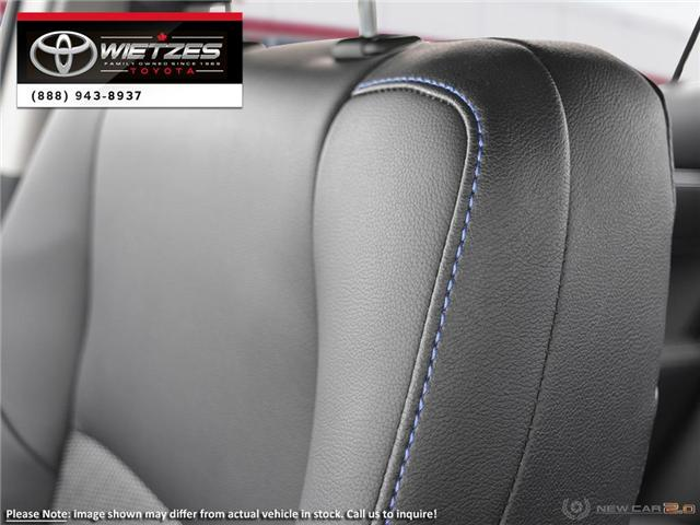 2019 Toyota Corolla SE (Stk: 66913) in Vaughan - Image 20 of 25