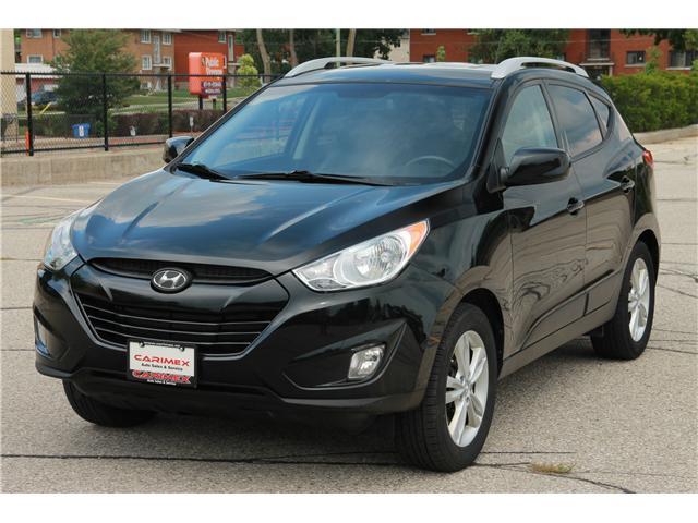 2012 Hyundai Tucson GL (Stk: 1807320) in Waterloo - Image 1 of 28
