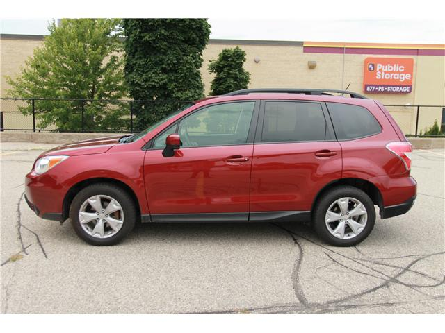 2015 Subaru Forester 2.5i Convenience Package (Stk: 1807311) in Waterloo - Image 2 of 25