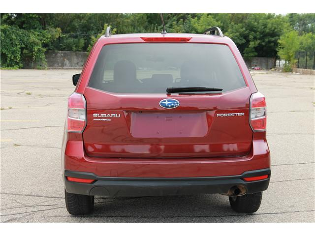 2015 Subaru Forester 2.5i Convenience Package (Stk: 1807311) in Waterloo - Image 4 of 25