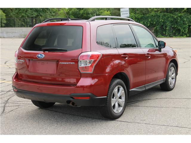 2015 Subaru Forester 2.5i Convenience Package (Stk: 1807311) in Waterloo - Image 5 of 25