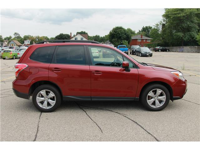 2015 Subaru Forester 2.5i Convenience Package (Stk: 1807311) in Waterloo - Image 6 of 25