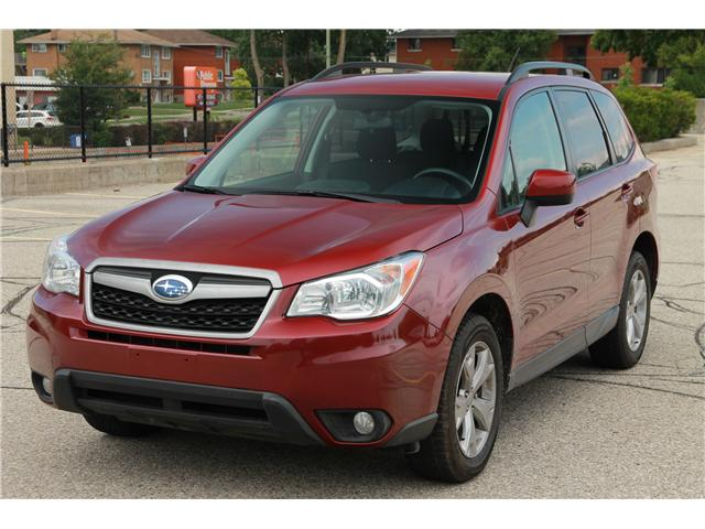 2015 Subaru Forester 2.5i Convenience Package (Stk: 1807311) in Waterloo - Image 1 of 25