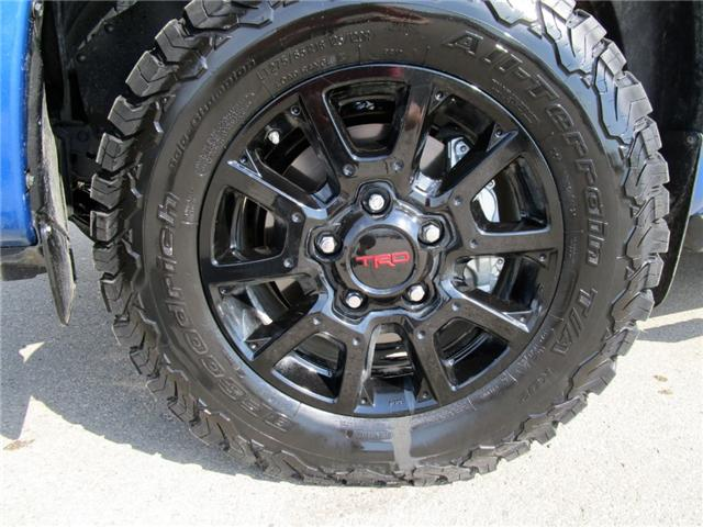 2018 Toyota Tundra Platinum 5.7L V8 (Stk: 189206) in Moose Jaw - Image 2 of 22