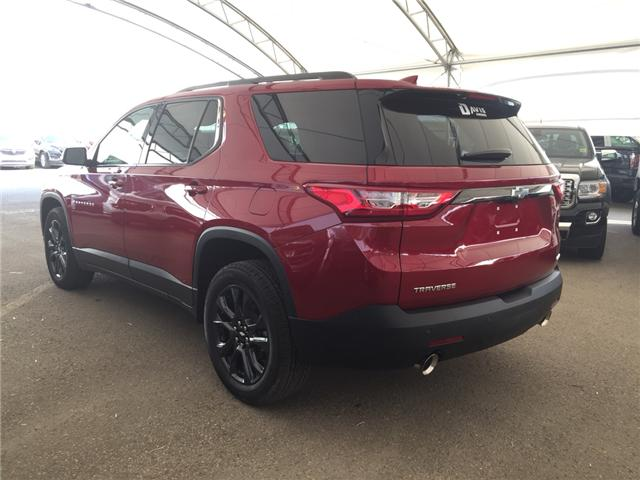 2019 Chevrolet Traverse RS (Stk: 166532) in AIRDRIE - Image 4 of 28