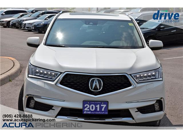 2017 Acura MDX Elite Package (Stk: AP4640) in Pickering - Image 2 of 28
