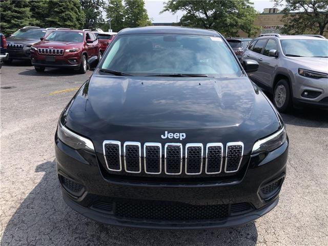 2019 Jeep Cherokee Sport (Stk: K169) in Burlington - Image 2 of 15