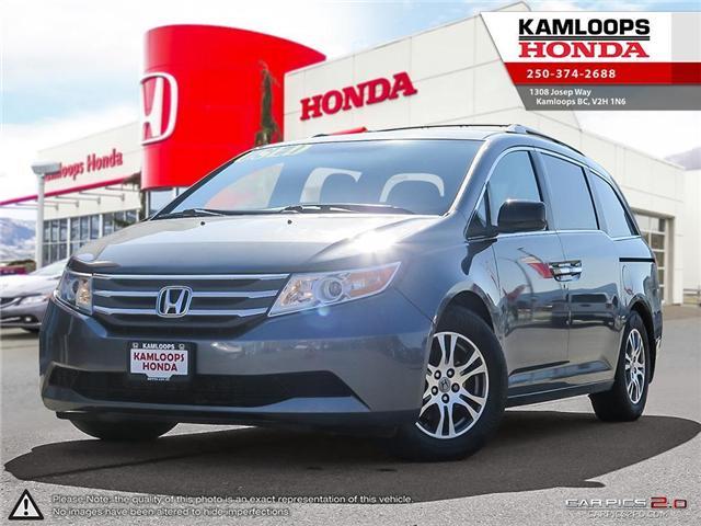2012 Honda Odyssey EX (Stk: 13960A) in Kamloops - Image 1 of 25