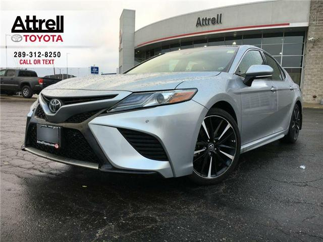2018 Toyota Camry XSE (Stk: 39412) in Brampton - Image 1 of 30
