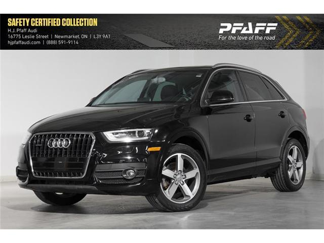2015 Audi Q3 2.0T Progressiv (Stk: 52953) in Newmarket - Image 1 of 16