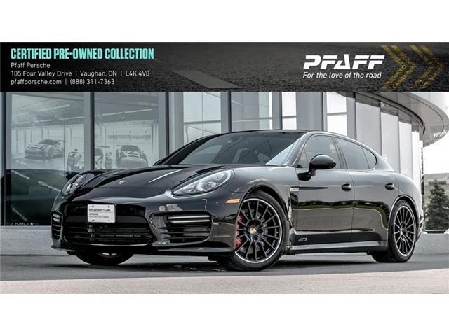 2016 Porsche Panamera GTS (Stk: U7084A) in Vaughan - Image 1 of 18