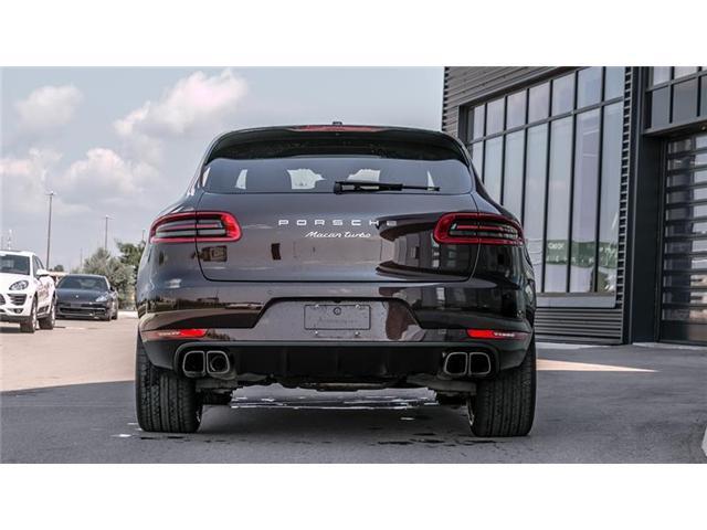 2015 Porsche Macan Turbo (Stk: U7292) in Vaughan - Image 2 of 20