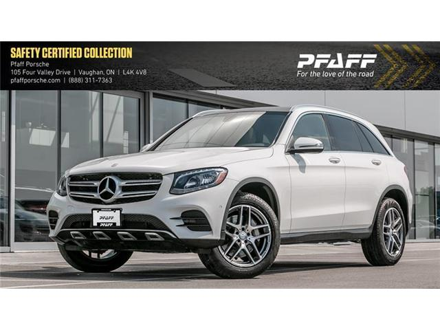 2016 Mercedes-Benz GLC300 4MATIC (Stk: P12645A) in Vaughan - Image 1 of 13