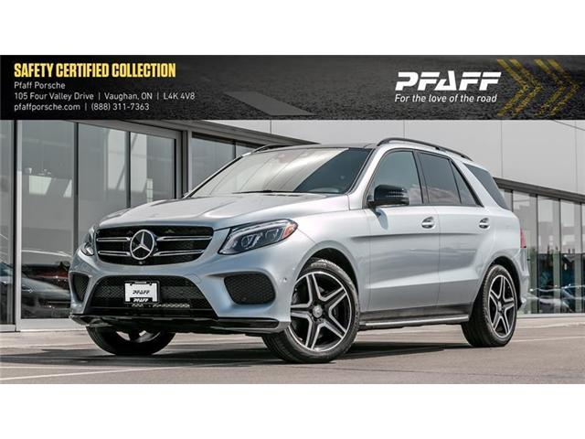2016 Mercedes-Benz GLE400 4MATIC (Stk: P13034A) in Vaughan - Image 1 of 22