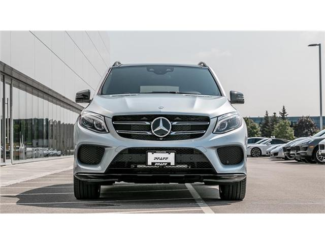 2016 Mercedes-Benz GLE400 4MATIC (Stk: P13034A) in Vaughan - Image 2 of 22