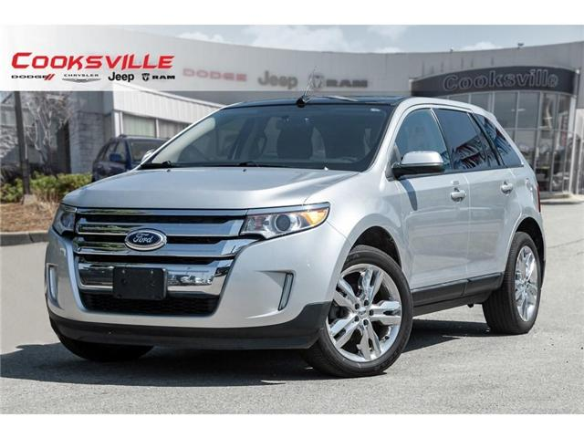 2013 Ford Edge SEL (Stk: 7628PT) in Mississauga - Image 1 of 20