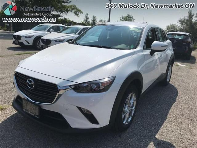 2019 Mazda CX-3 GS (Stk: 40508) in Newmarket - Image 1 of 21