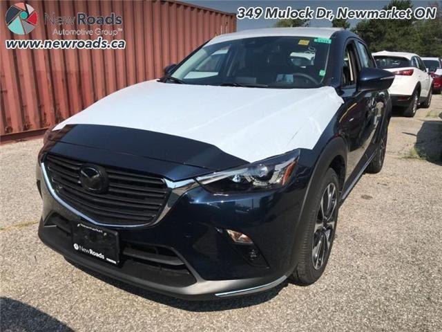2019 Mazda CX-3 GT (Stk: 40509) in Newmarket - Image 1 of 16