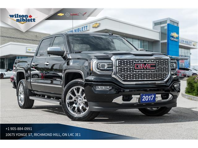 2017 GMC Sierra 1500 Denali (Stk: P182618) in Richmond Hill - Image 1 of 20