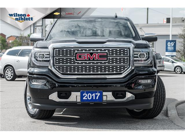 2017 GMC Sierra 1500 Denali (Stk: P182618) in Richmond Hill - Image 2 of 20