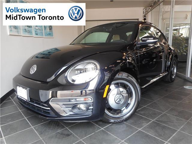 2018 Volkswagen Beetle  (Stk: V9219) in Toronto - Image 1 of 30