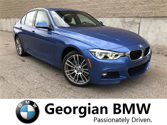 2018 BMW 330i xDrive (Stk: B18379) in Barrie - Image 1 of 15