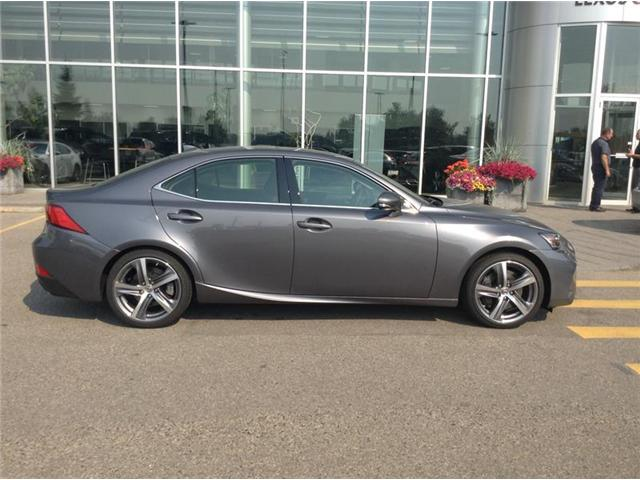 2018 Lexus IS 350 Base (Stk: 180665) in Calgary - Image 1 of 9