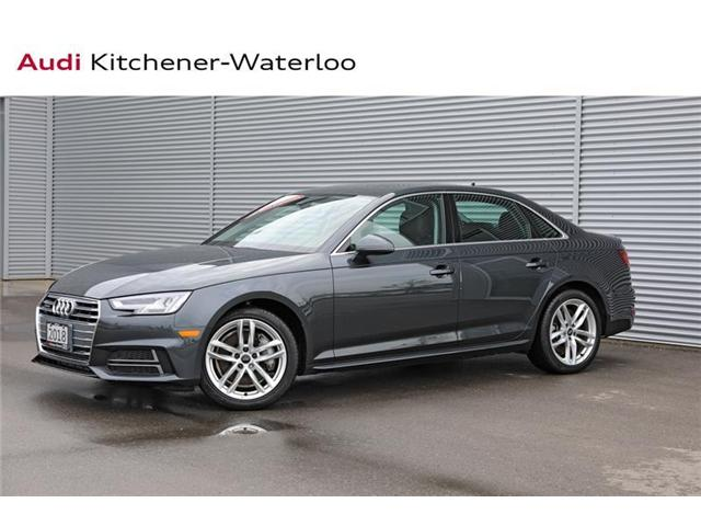 2018 Audi A4 2.0T Technik (Stk: 2A4324) in Kitchener - Image 1 of 22