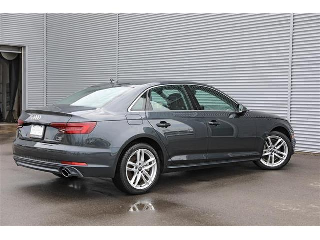 2018 Audi A4 2.0T Technik (Stk: 2A4324) in Kitchener - Image 2 of 22