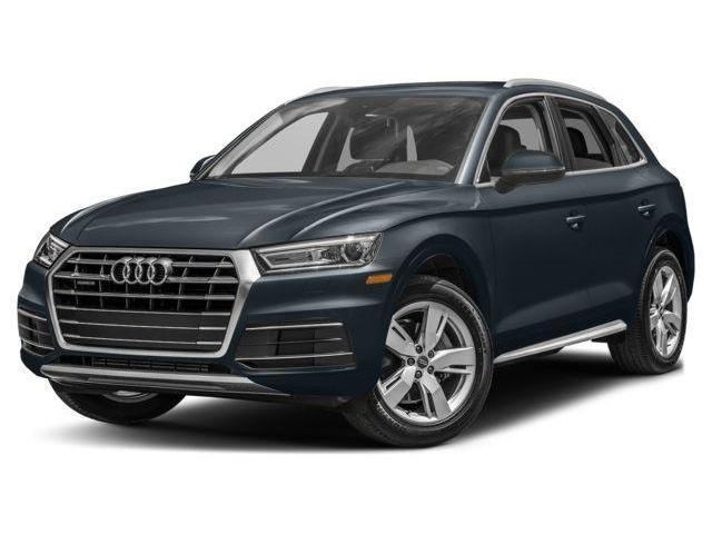 2018 Audi Q5 2.0T Progressiv (Stk: 52135) in Ottawa - Image 1 of 9