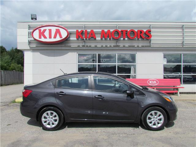2012 Kia Rio  (Stk: HH200A) in Bracebridge - Image 1 of 18