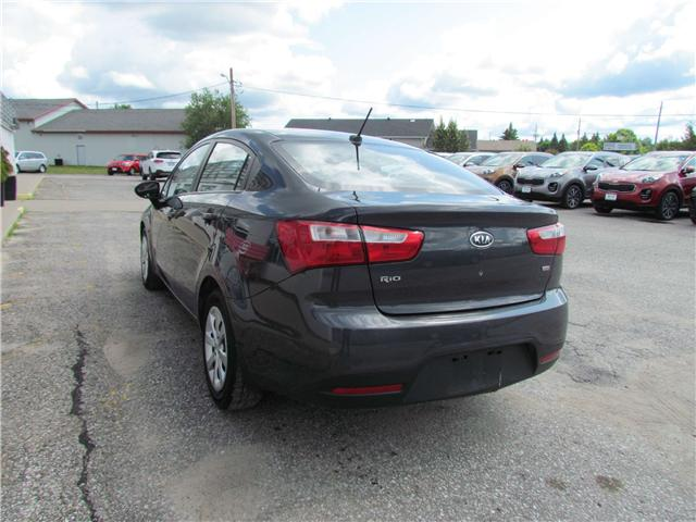 2012 Kia Rio  (Stk: HH200A) in Bracebridge - Image 5 of 18