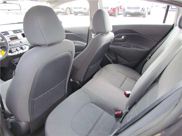 2012 Kia Rio  (Stk: HH200A) in Bracebridge - Image 7 of 18