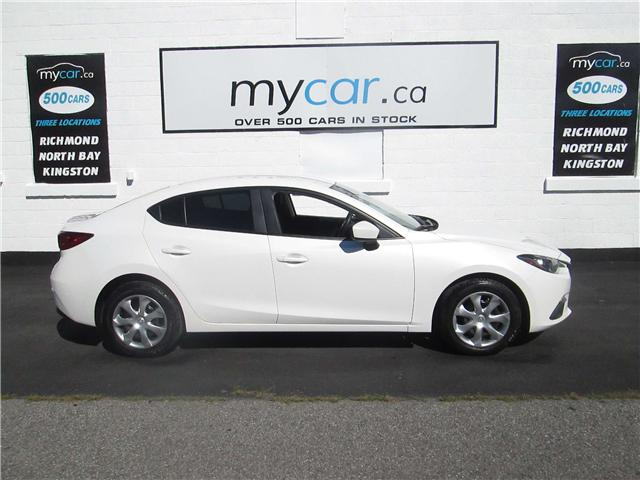 2015 Mazda Mazda3 GX (Stk: 181060) in Richmond - Image 1 of 13