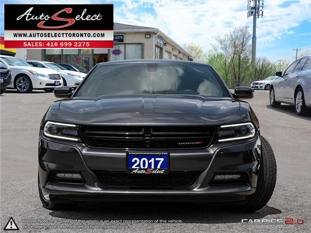 2017 Dodge Charger  (Stk: 17DCR3T) in Scarborough - Image 2 of 28
