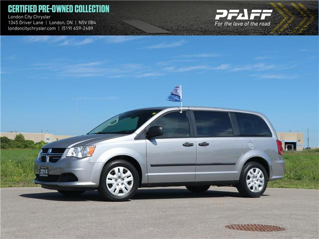 2014 Dodge Grand Caravan SE/SXT (Stk: 8697A) in London - Image 1 of 22