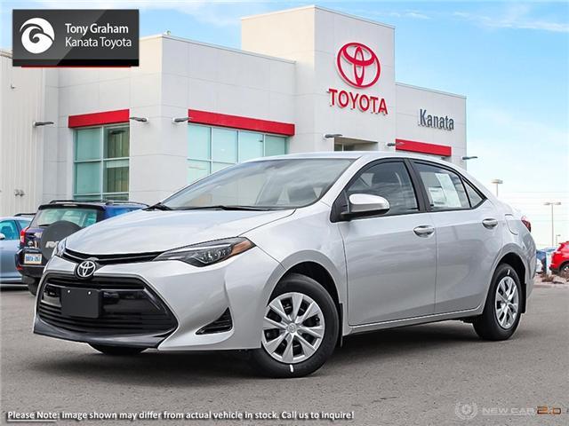 2019 Toyota Corolla  (Stk: 88937) in Ottawa - Image 1 of 24