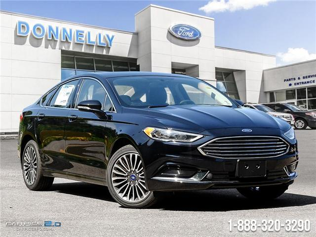 2018 Ford Fusion SE (Stk: DR1519) in Ottawa - Image 1 of 27