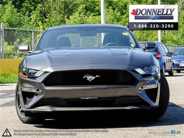 2019 Ford Mustang EcoBoost Premium (Stk: DS25) in Ottawa - Image 2 of 27