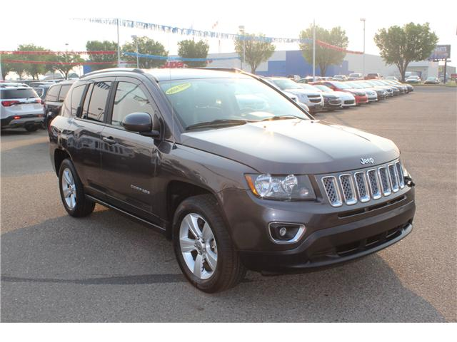 2015 Jeep Compass Sport/North (Stk: 141862) in Medicine Hat - Image 1 of 26