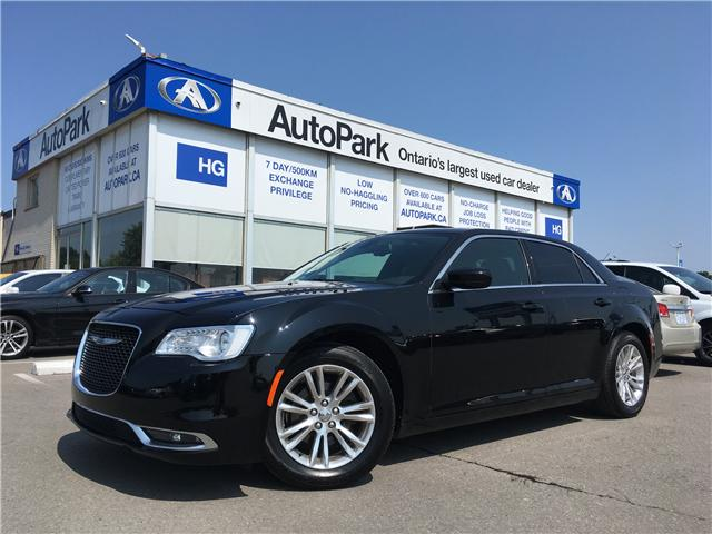 2017 Chrysler 300  (Stk: 17-82228) in Brampton - Image 1 of 28